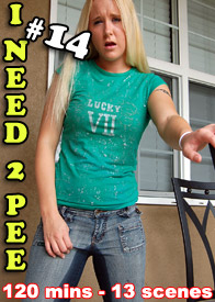 female desperation pee pants jeans videos